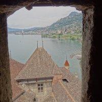 Вид из Шелонского замка на Женевское озеро :: Sasha Berg