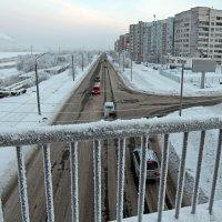 Северодвинск. Сегодня. Вид с моста :: Владимир Шибинский