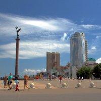 Порт Новороссийск :: Aleksandr Grynn