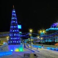 Челябинск. Ночь :: Марк Э