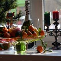 Время шампанского и надежд..! :: Anna Gornostayeva