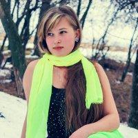 ксения :: Людмила Бадина
