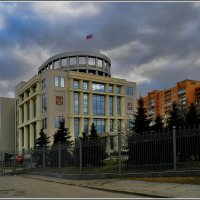 судилище :: Дмитрий Анцыферов