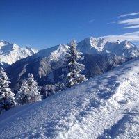 Французские Альпы :: Андрей Кутырев