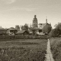 дорожка к храму :: Galina