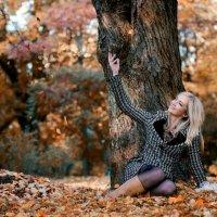 Осенняя листва :: Stasys Idzelis