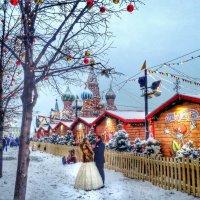 Красная площадь :: Ирина Бирюкова