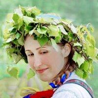 Девушка - весна :: Валерий Талашов