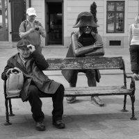 Все дело в шляпе! :: Мария Кондрашова