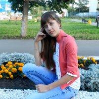 Лето в парке :: Юлия Шабалдина