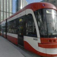 Трамвай в Торонто :: Юрий Поляков