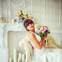 Нежный образ невесты Татьяны :: Дмитрий Кабанов
