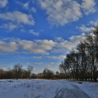 Январь :: Карпухин Сергей
