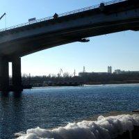 Зимний пейзаж с мостом... :: Тамара (st.tamara)