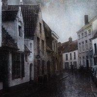 дождь в Брюгге :: Лара Leila