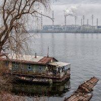 Затянувшаяся осень. Декабрь :: Юрий Афанасьевич .