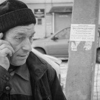 Звонок. :: Андрей Лобанов