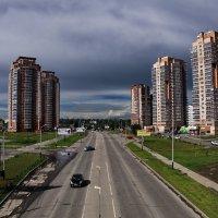 Городские зарисовки :: Алексей Некрасов