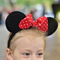 Я просто маленькая мышка :: Ирина Данилова