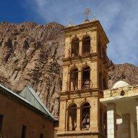 Колокольня монастыря святой Екатерины :: Константин Кузнецов