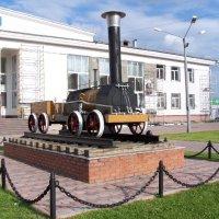 Вокзал :: Светлана Миновская
