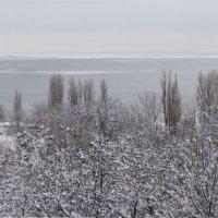 Панорама набережной Таганрога :: Игорь Хворостян