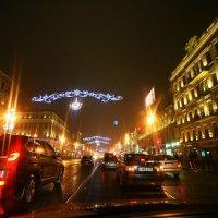 Питер в Новый год :: Ольга Ваайнэ