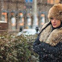 Русская зима :: Виктория Дубровская