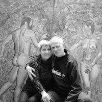 Адам и Ева :: Владимир Бурдин