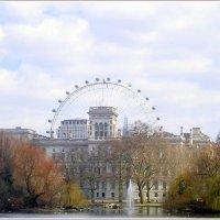 В Лондоне. :: Елена