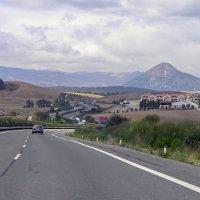 На запад от Сарагосы :: Алексей Меринов