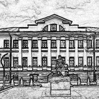 Знаменитый дом Мурома :: Nikolay Monahov