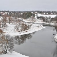 Зимние берега :: Андрей Куприянов
