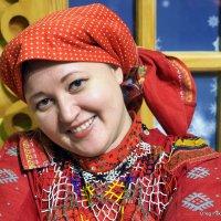 русская красавица :: Олег Лукьянов