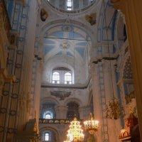 Окончательное восстановление собора должно завершиться к 2016 году.. :: Galina Leskova