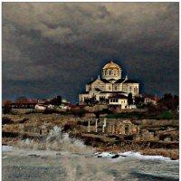 Вера через шторм проводит корабли... :: Кай-8 (Ярослав) Забелин