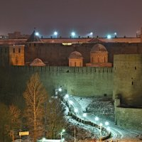 Крепость Ивангорода. :: Руслан 1111