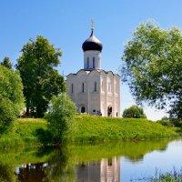 Покрова на Нерли :: Валентин Раев