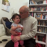 Я и внучка :: Михаил Фаркаш