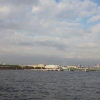 Вид на Петроградскую сторону :: Наталья