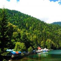 Окружение озера Рица :: Владимир Ростовский