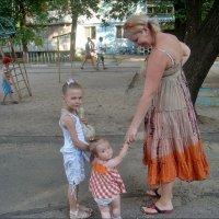 Мамины дочки :: Нина Корешкова