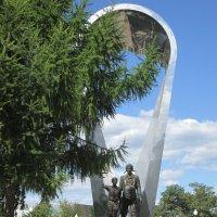 Памятник десантникам :: Самохвалова Зинаида