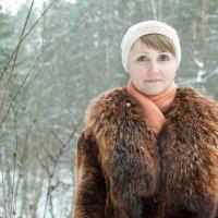 Прогулка по зимнему лесу :: Zahran М