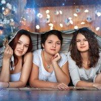 Сестренки :: Марина Матвеева