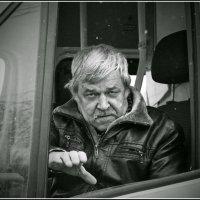 ///крепче за баранку держись... :: Александр Липецкий