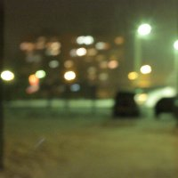 нулевая зима :: Аксинья N