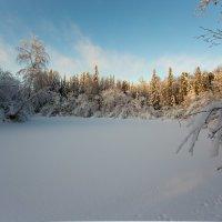 январь на дворе... :: Сергей