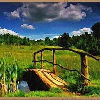 Мосток :: Лидия (naum.lidiya)