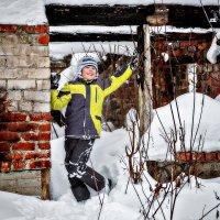 На развалинах :: Андрей Качин